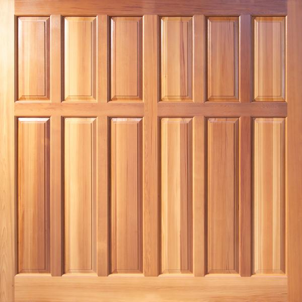 Wooden Garage Door Buckingham Whitchurch