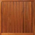 Wooden Garage Door Buckingham Woburn