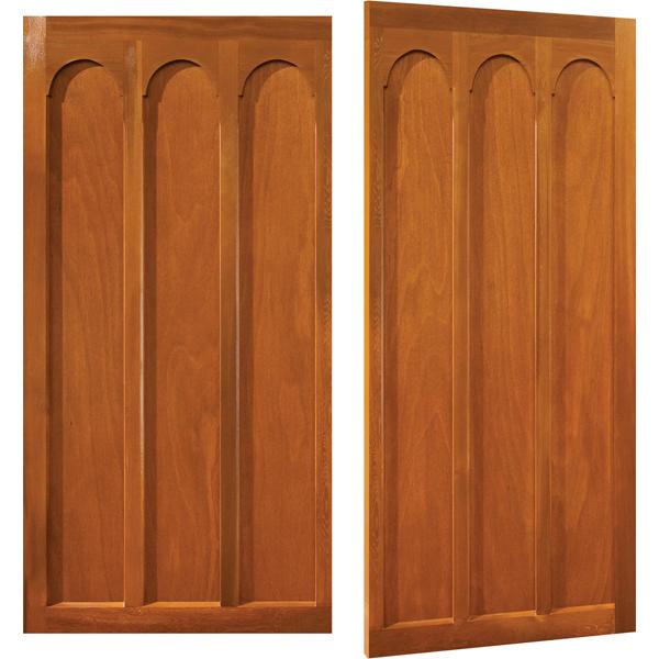 Woodrite Yeovil Garage Door